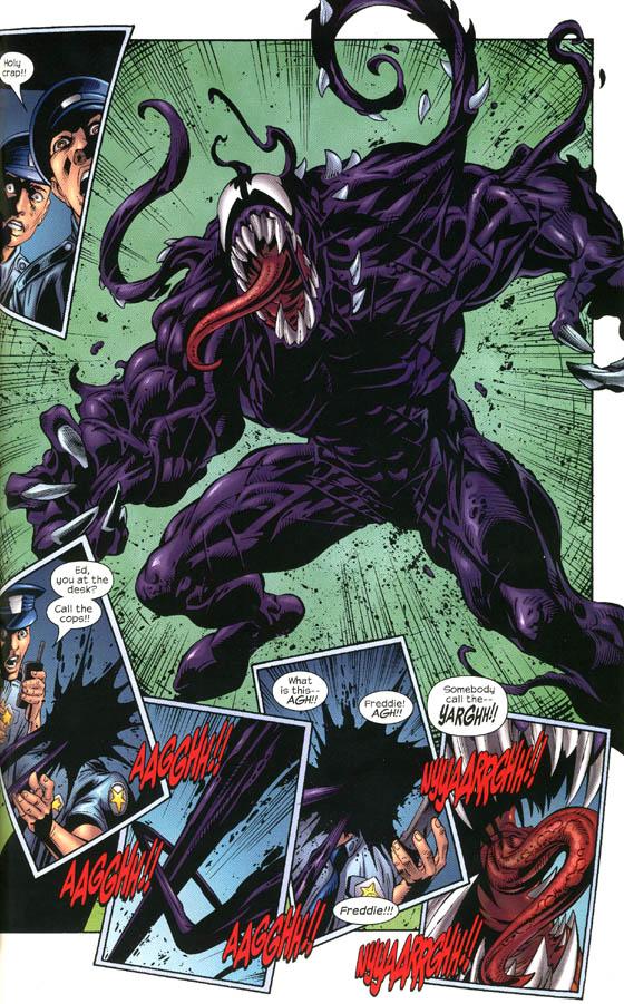 ultimate venom spiderman - photo #25