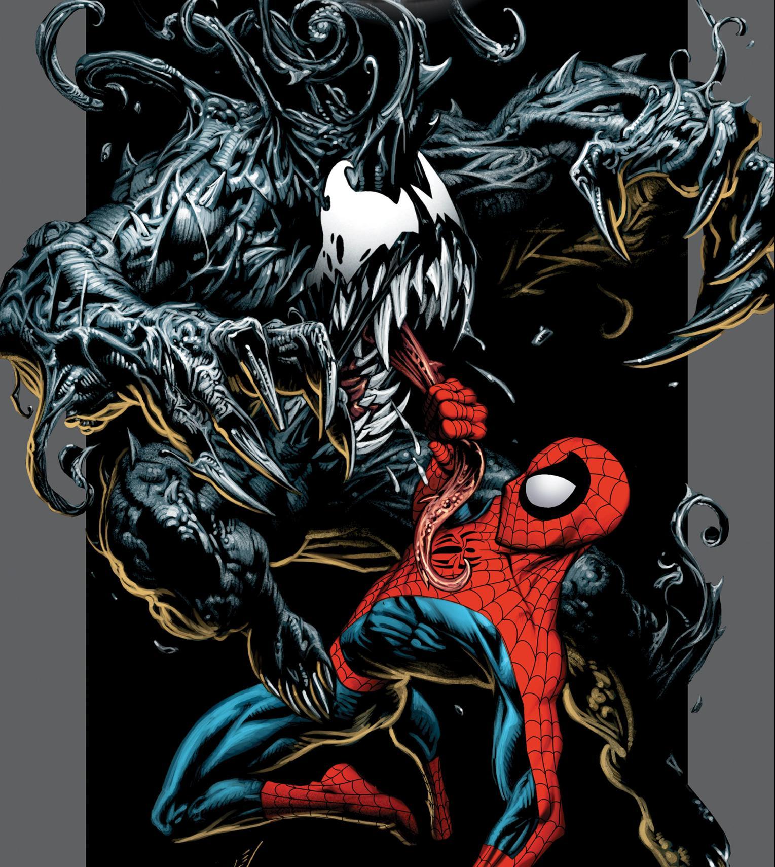 ultimate venom spiderman - photo #5