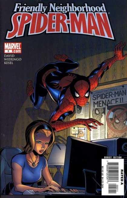 Friendly Spider-Man 5-1