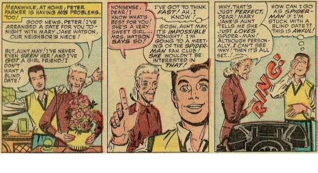Amazing Spider-Man 17 Mary Jane Loves Spider-Man