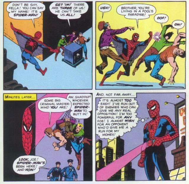 Amazing Spider-Man 3 Too Easy