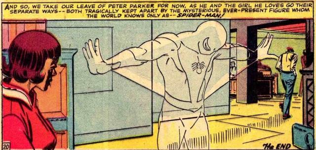 Amazing Spider-Man 30 Separate