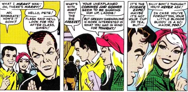Amazing Spider-Man 53 Gwen