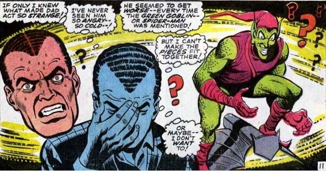 Amazing Spider-Man 65 Goblin Puzzle