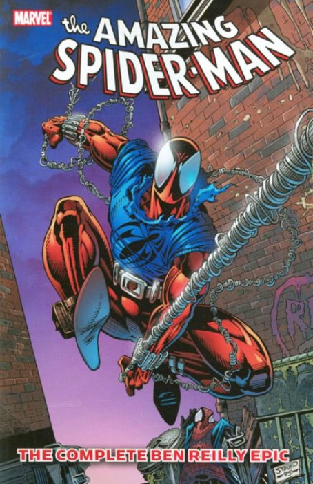 marvel-spider-man-the-complete-ben-reilly-epic-tpb-1