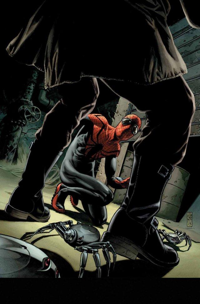 Superior Spider-Man Annual #1 cover