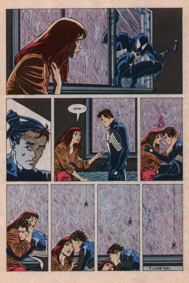Web Of Spiderman 032-18 MJ