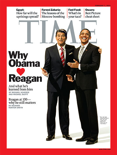 Time Reagan