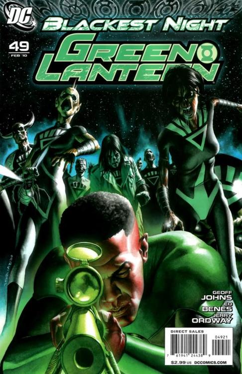 John Stewart Green Lantern 3