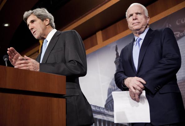 McCain kerry