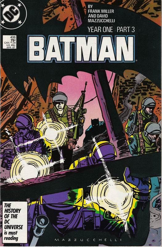 Batman 406 DC 1987