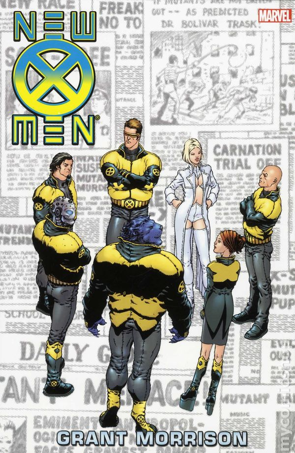 X-Men 101 c