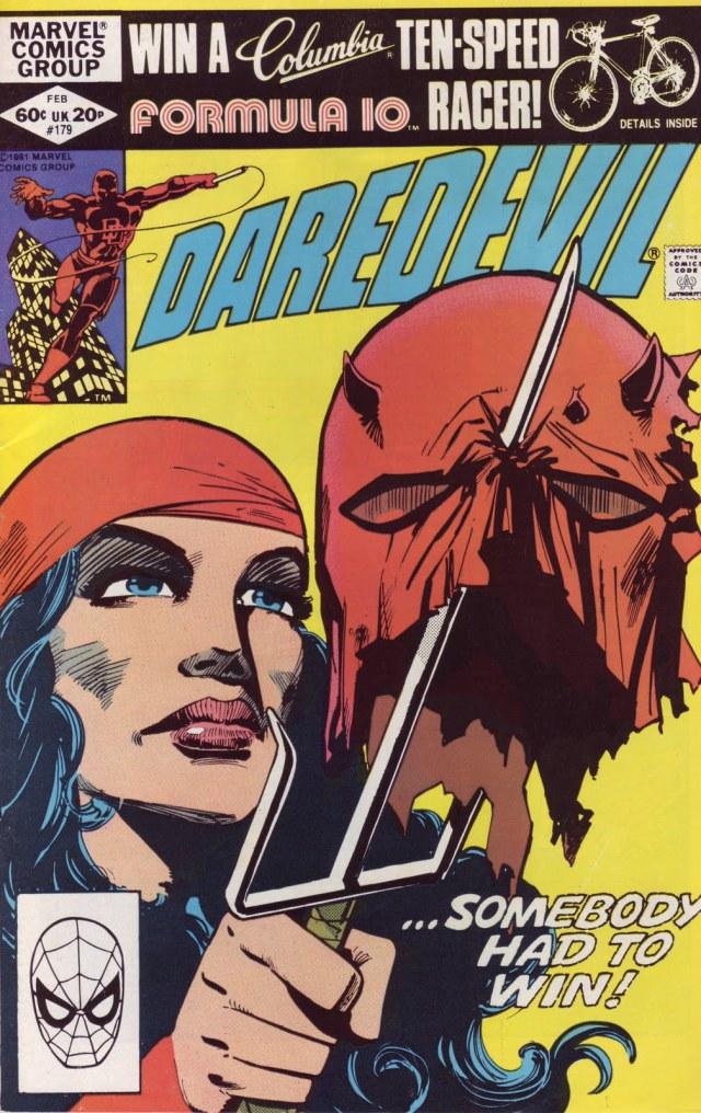 Daredevil 101 A