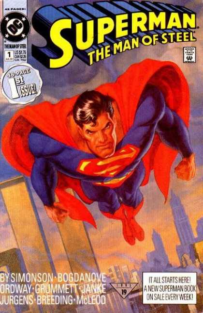 Superman Satellite