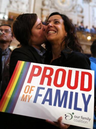 gay marriage family