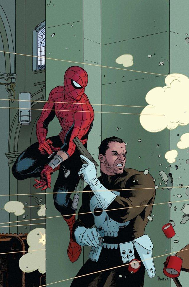 Punisher Spider-Man