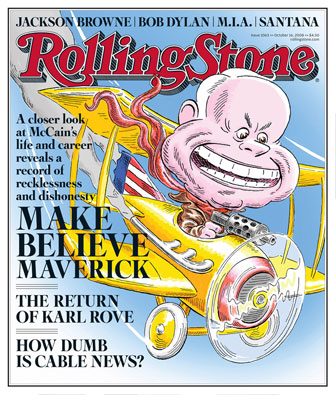 Rolling Stone McCain
