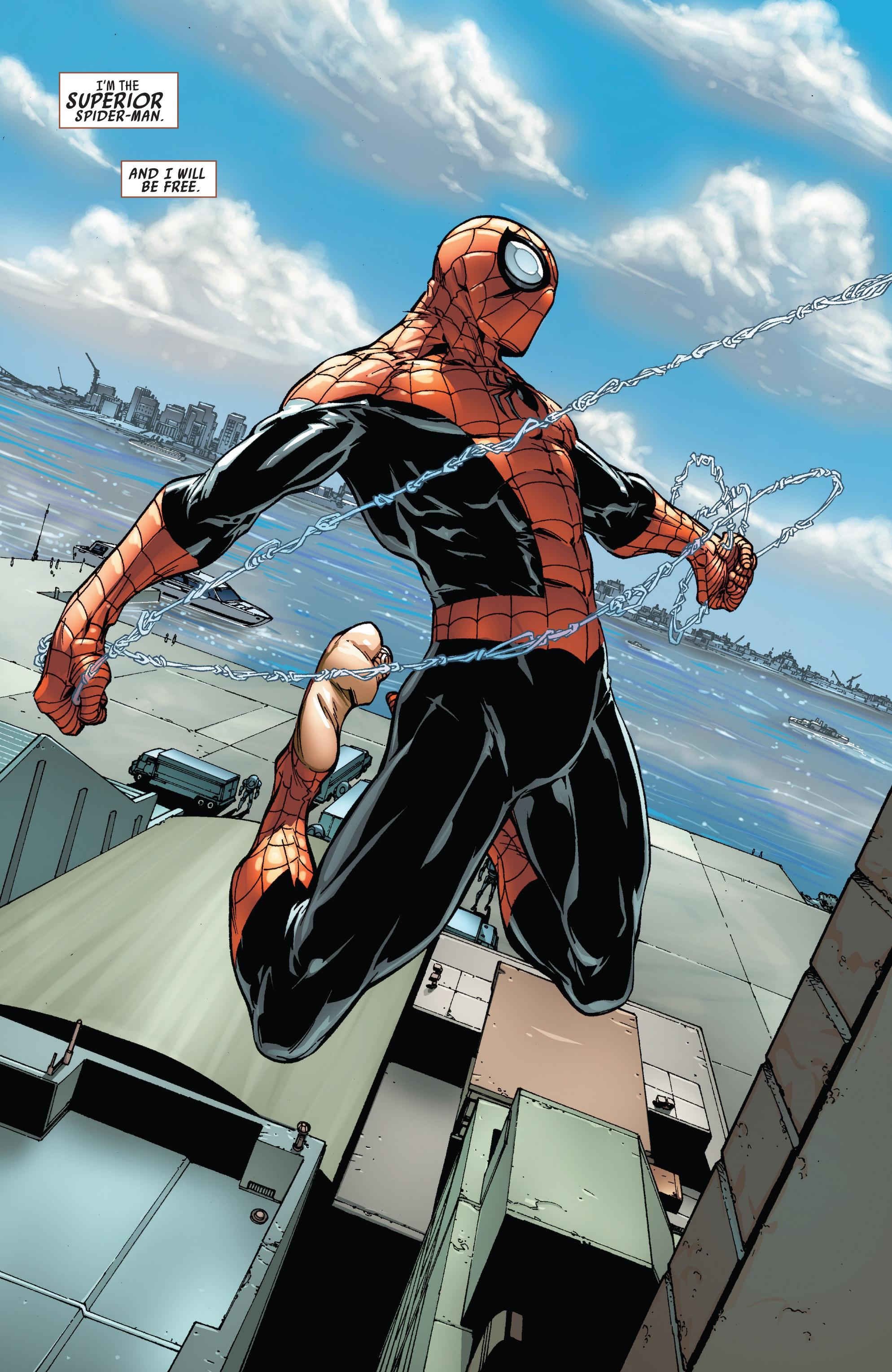 the superior spider man - photo #11