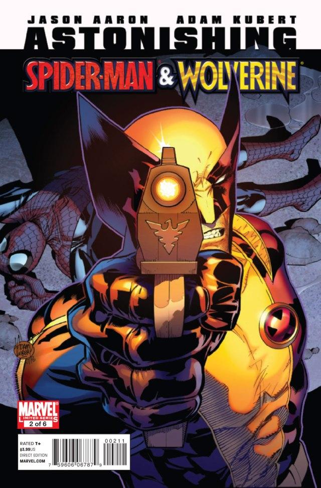 Astonishing Spider-Man and Wolverine #2