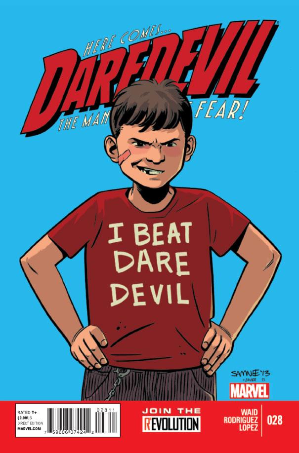 Daredevil Waid