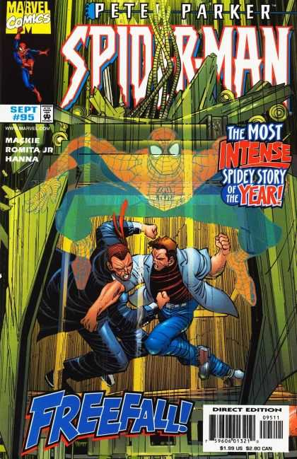 Peter Parker Spider-Man 95