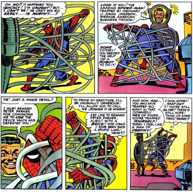 Amazing Spider-Man 25 Jonah Wins