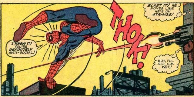 Amazing Spider-Man 30 Guns