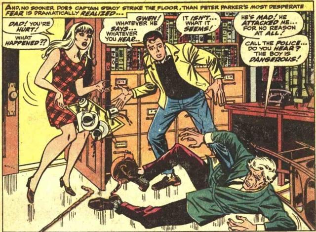 Amazing Spider-Man 60 Life Sucks For Spidey