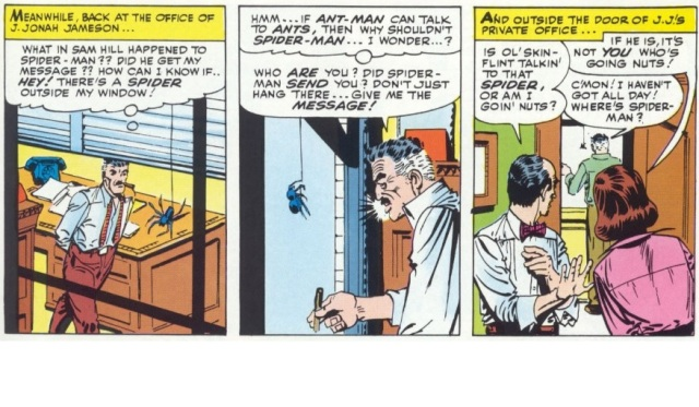 Amazing Spider-Man Annual 1 Crazy Jonah