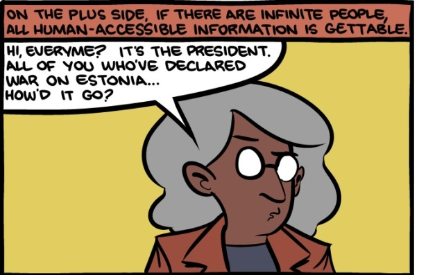 Saturday Morning Breakfast Cereal Estonia