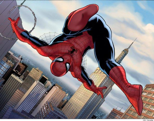 John Cassady's Spider-Man