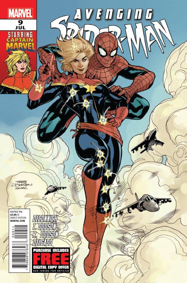 Avenging Carol Danvers Captain Marvel