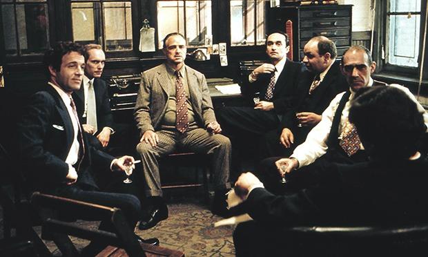 The Godfather greatest film