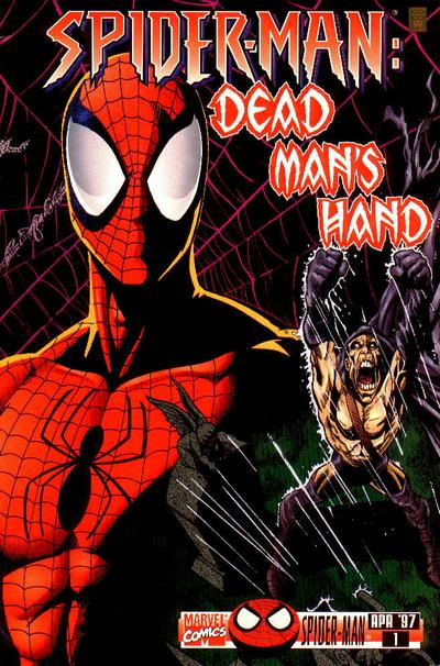 Spider-Man: Dead Man's Hand cover