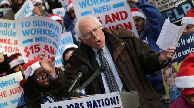 Bernie Sanders is old