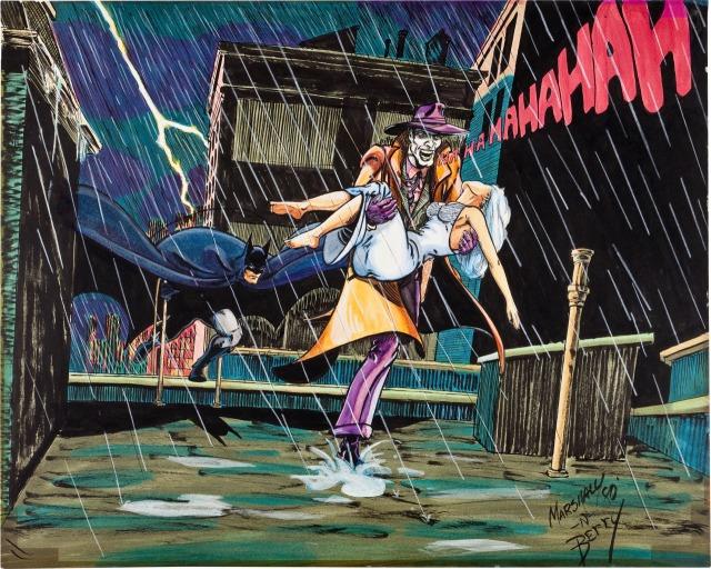 marshall rogers batman joker