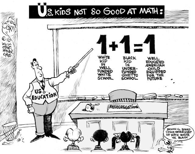 School-Resegregation