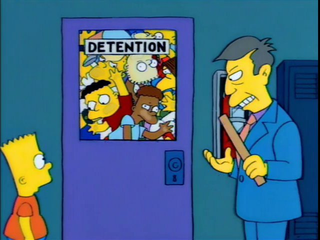 crowded detention