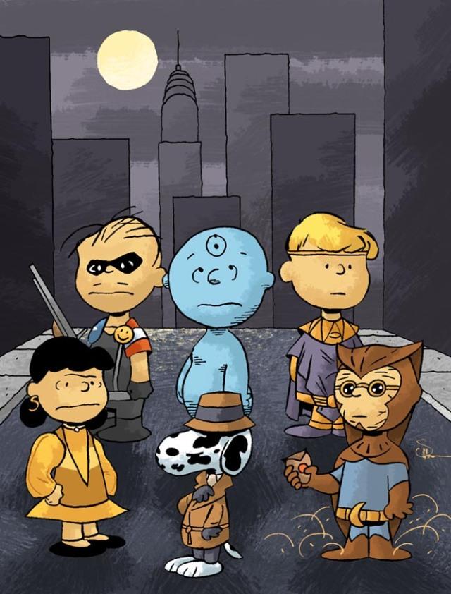 Peanuts_Watchmen