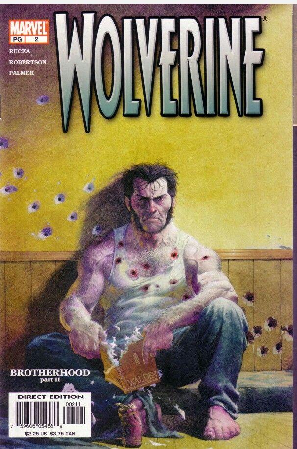 Wolverine Robertson